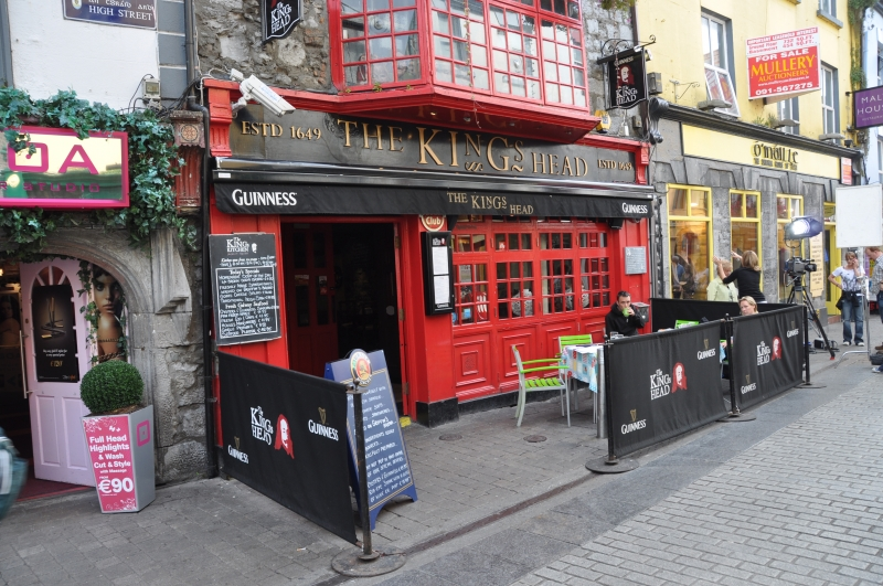 Irlanda Ecotour Claddagh
