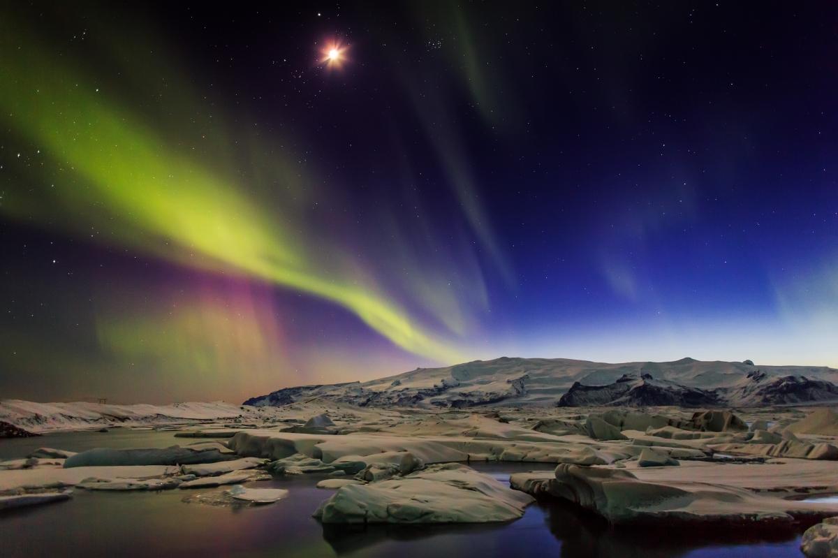 Poesia dell'inverno islandese