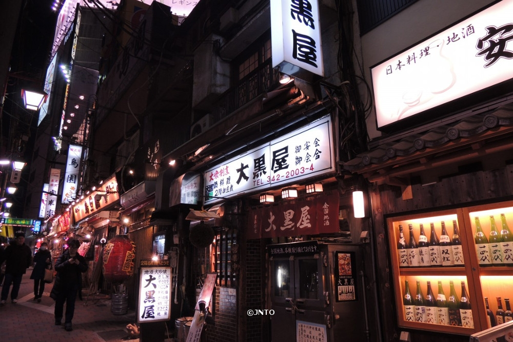 TOKYO, JIGOKUDANI E SHOPPING DI NATALE
